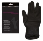 Gants de coloration latex noir par paire JACQUES SEBAN medium