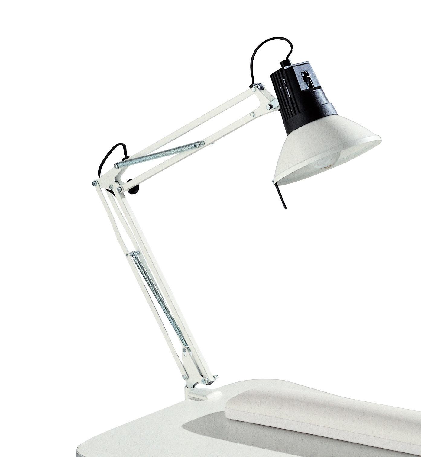 lampe pour table manucure professionnelle jacques seban. Black Bedroom Furniture Sets. Home Design Ideas
