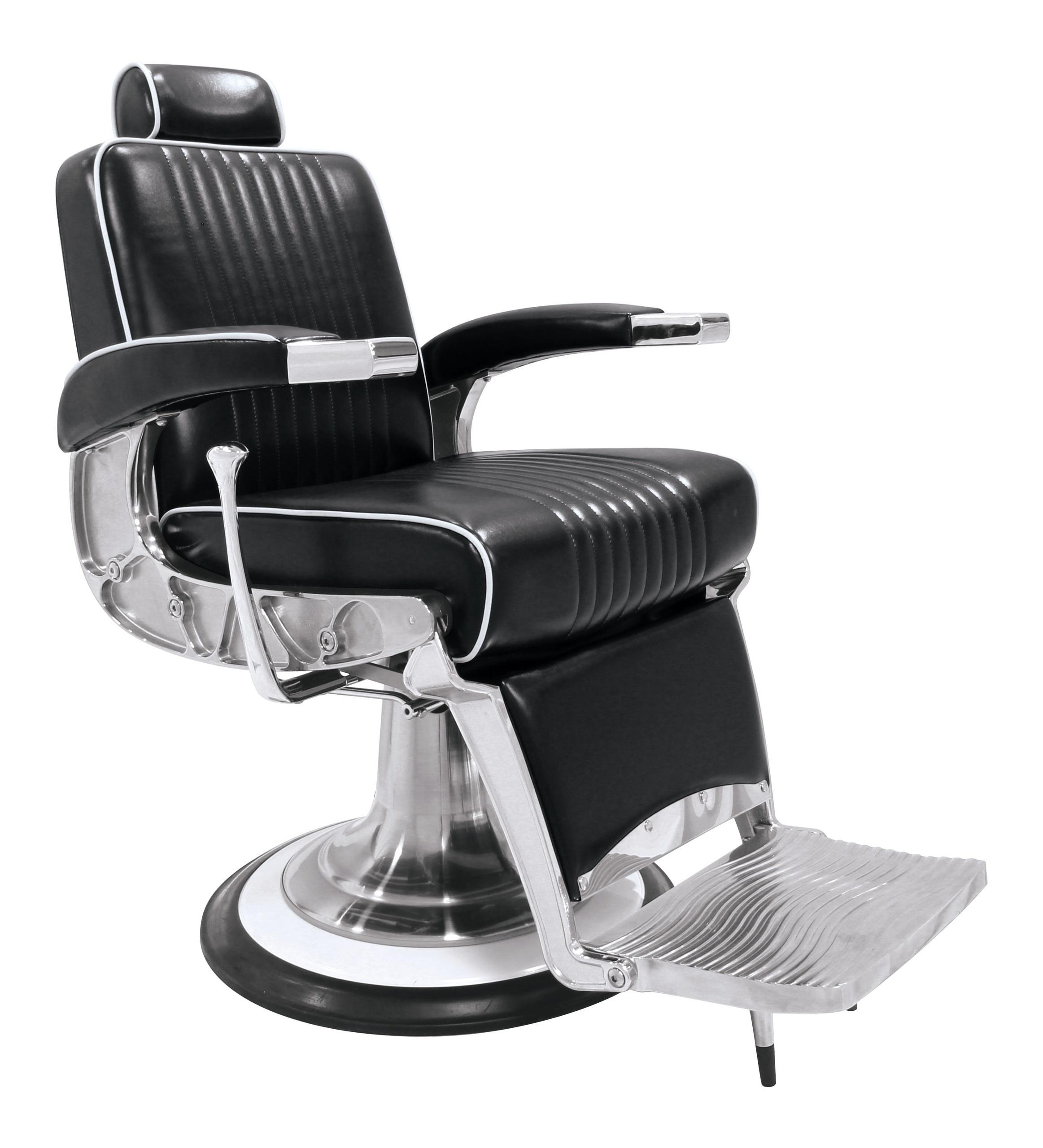fauteuil barbier vintage mustang jacques seban. Black Bedroom Furniture Sets. Home Design Ideas